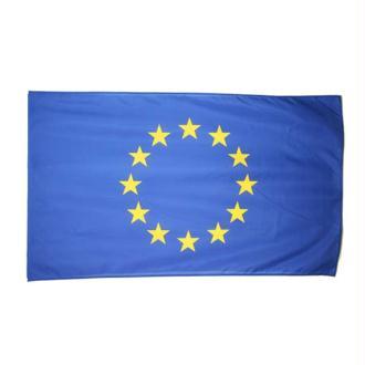 Drapeau Europe en tissu 90cm x 150 cm
