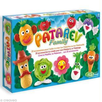 Pâte à modeler Patarev family