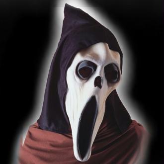 Masque de méchant cri façon screamy le cri