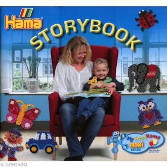Livre Storybook Hama maxi