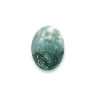 Cabochon Ovale 25x18mm INDIAN AGATE