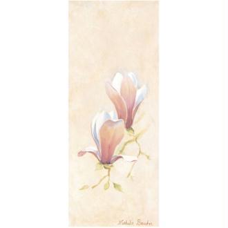 Image 3D - Crocus roses - 20 x 50 cm