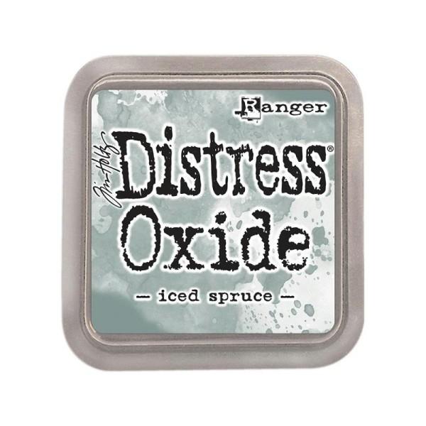 Encreur Distress Oxide - Iced Spruce - Photo n°1
