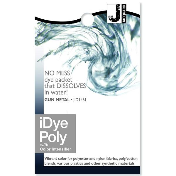 Teinture Polyester iDye Poly - Gris anthracite - 14 g - Photo n°1