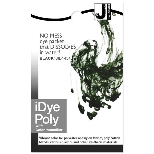 Teinture Polyester iDye Poly - Noir - 14 g - Photo n°1