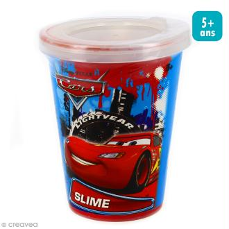 Pate Slime Disney - Cars