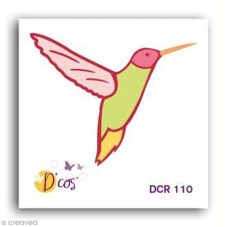 Die D'COS Colibri - 4,5 x 4 cm