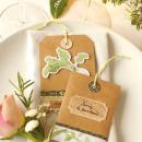 Mini enveloppe Kraft - 7 x 10 cm - 12 pcs - Photo n°3