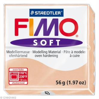 Pâte Fimo soft Beige chair 43 - 56 gr