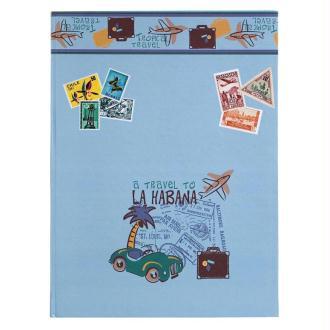 Ma 1ère collection de timbres - Air mail - Modèle aléatoire