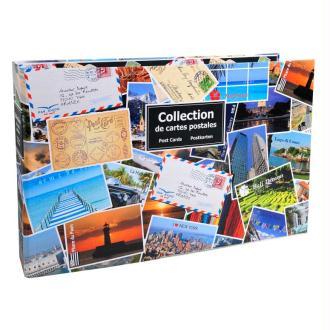 Classeur de collection pour cartes postales