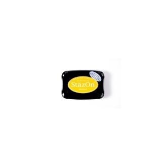 Tampon encreur mustard STAZON
