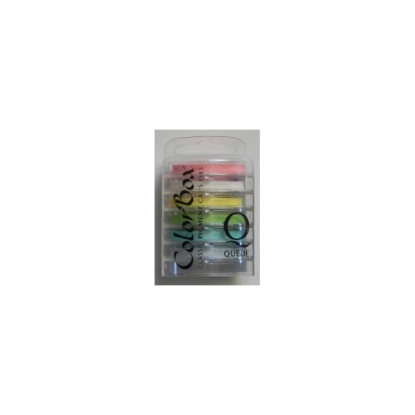 Assortiment colorbox rainbow - Photo n°1