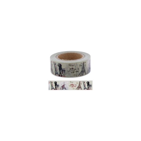 Masking tape PARIS La Fourmi 15mm x 10m - Photo n°1
