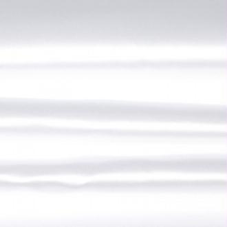 Tissu satin uni - Blanc - Largeur 150cm - Vendu par 50cm