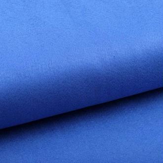 Feutrine à la coupe - Bleu - Largeur 180cm - Vendu par 50cm