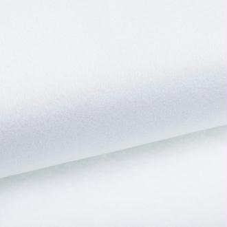 Feutrine à la coupe - Blanc - Largeur 180cm - Vendu par 50cm