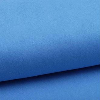 Feutrine à la coupe - Bleu french blue - Largeur 180cm - Vendu par 50cm