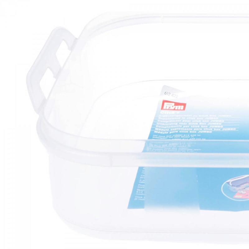 Casier de rangement pour click box jumbo prym boite for Accessoire de rangement cuisine