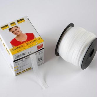 Formband Stabilmanche biais de bordure thermocollant, 5 mètres - Vlieseline®