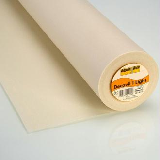 Decovil I Light entoilage thermocollant - Vlieseline® - A la coupe