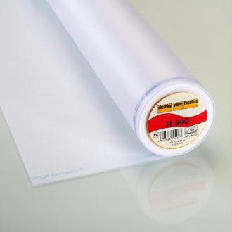 H 200 Entoilage thermocollant tissu léger - Vlieseline® - A la coupe
