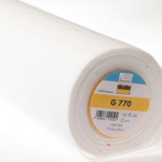 G 770 Entoilage écru tissé thermocollant - Vlieseline®- Par 50cm