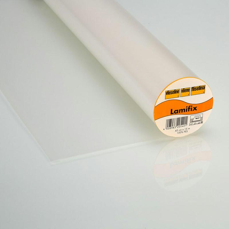 Lamifix Mat Film transparent de protection - Vlieseline®- Par 50cm - Photo n°2