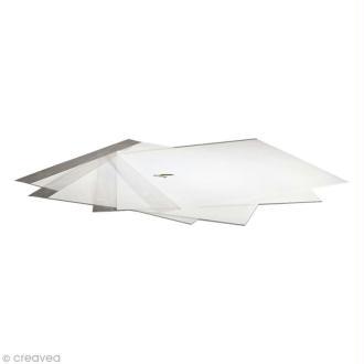 Pochette pour album scrapbooking Rayher A5 x 5