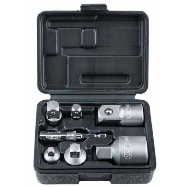 Ks Tools Jeu D'adaptateur 7 Pièces Pour Douilles Et Embouts 917.0707