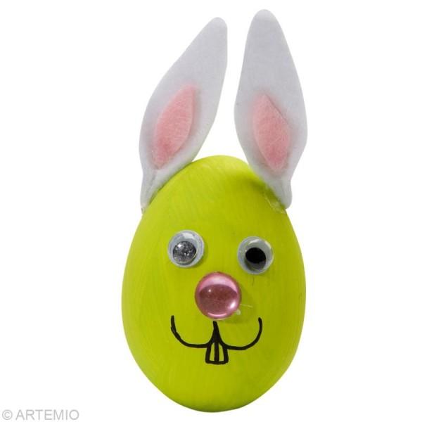 Oeuf de Pâques à décorer x 48 - Photo n°3
