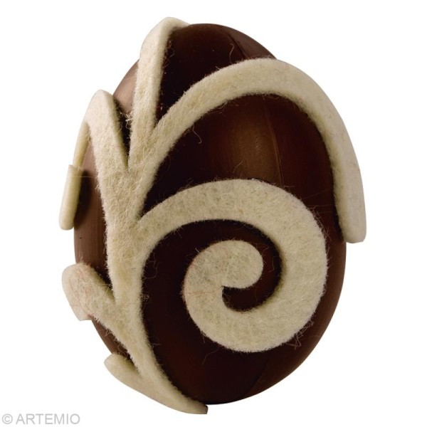 Oeuf de Pâques à décorer x 48 - Photo n°5