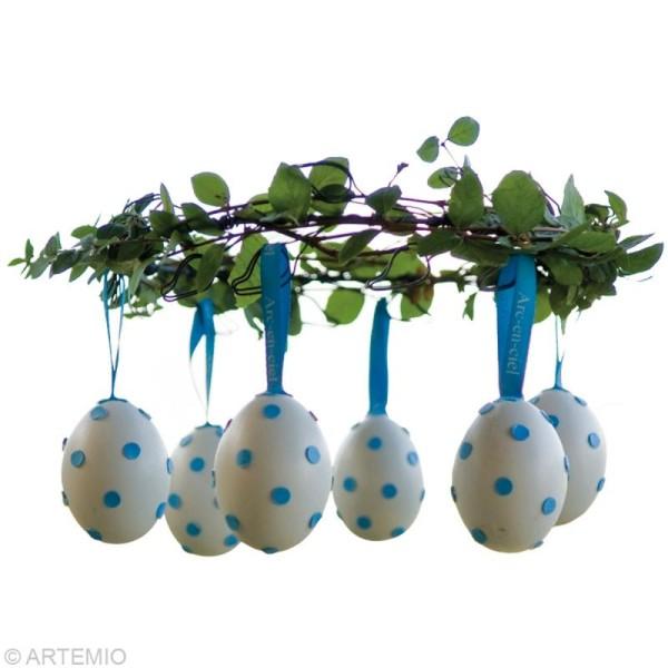 Oeuf de Pâques à décorer x 48 - Photo n°6
