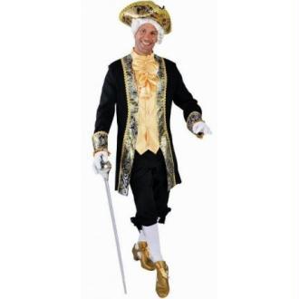Costume Déguisement Marquis Baroque Deluxe Adulte