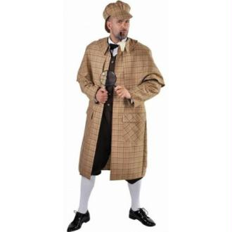 Costume Déguisement Sherlock Holmes Homme luxe