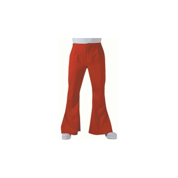 Pantalon M Hippie LuxeTaille Déguisement Homme Rouge Costumes rdoWCQBeEx