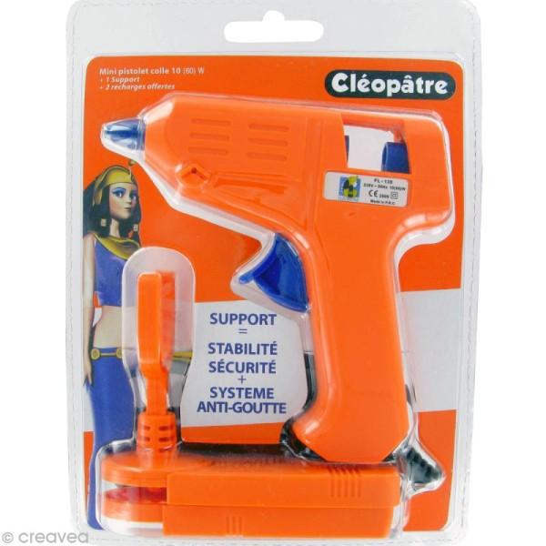 Mini pistolet à colle électrique Cléopâtre - Photo n°2