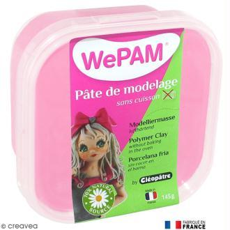 Porcelaine froide à modeler WePAM Rose Dragée 145 g