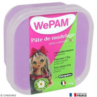 Porcelaine froide à modeler WePAM Violet Antique 145 g