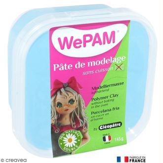 Porcelaine froide à modeler WePAM Azur 145 g