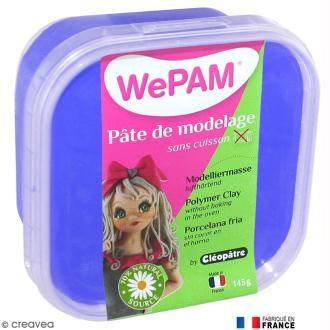 Porcelaine froide à modeler WePAM Bleu Royal 145 g