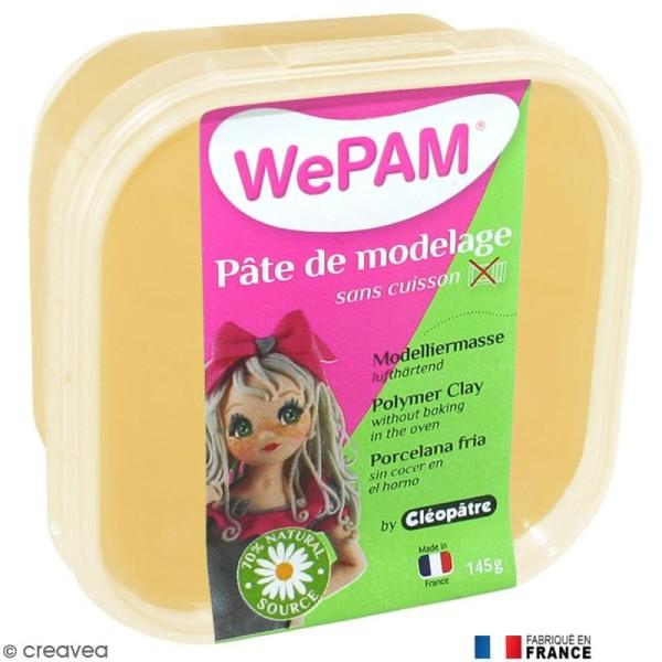 Porcelaine froide à modeler WePAM Sablé 145 g - Photo n°1