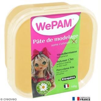 Porcelaine froide à modeler WePAM Sablé 145 g