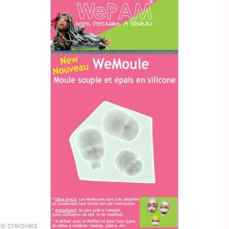 Moule silicone WePAM 3 visages