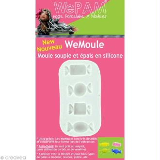 Moule silicone WePAM Bonbons