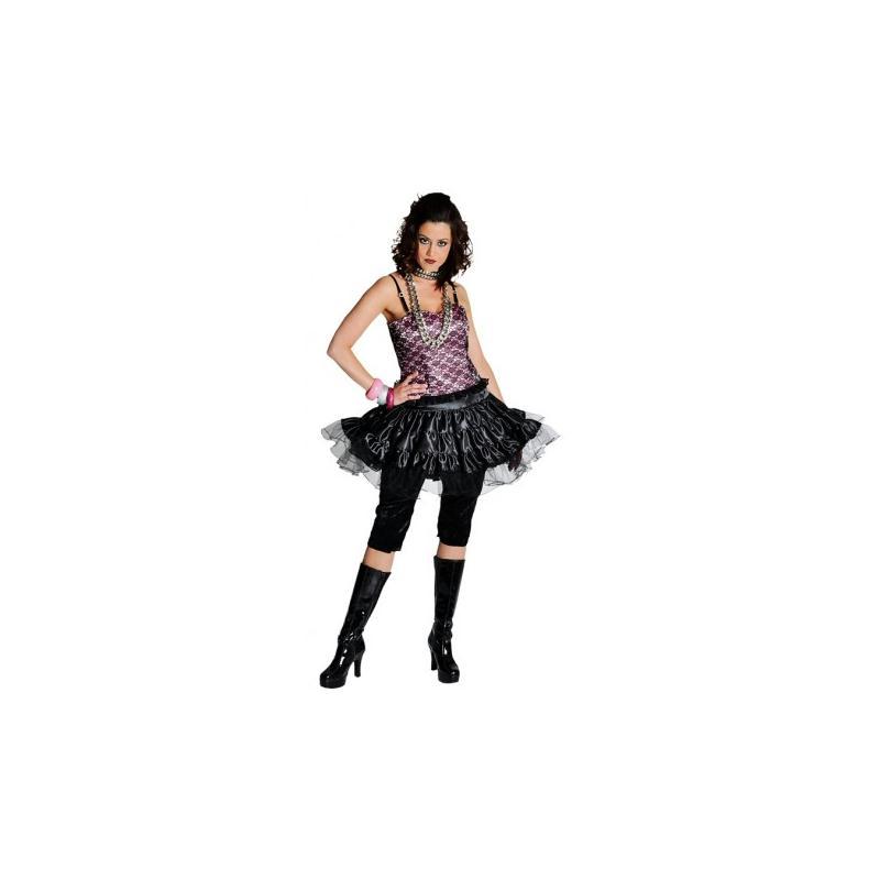 aad0a50d8e1 Déguisement Cindy Rock Star 80 s femme luxe Taille S-36 38 - Costumes femme  - Creavea