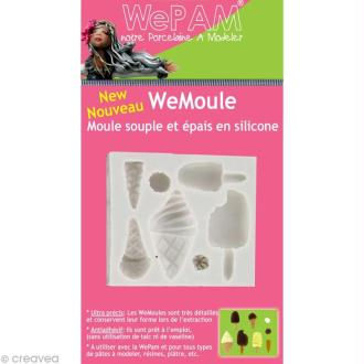 Moule silicone WePAM Glaces