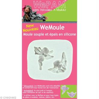 Moule silicone WePAM Ange et Cupidon