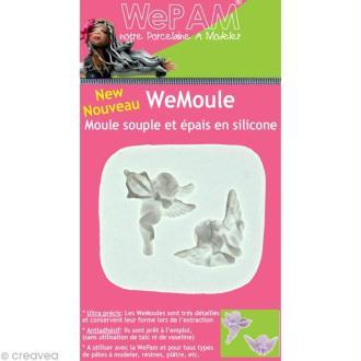 Moule silicone WePAM Ange et Cupidon