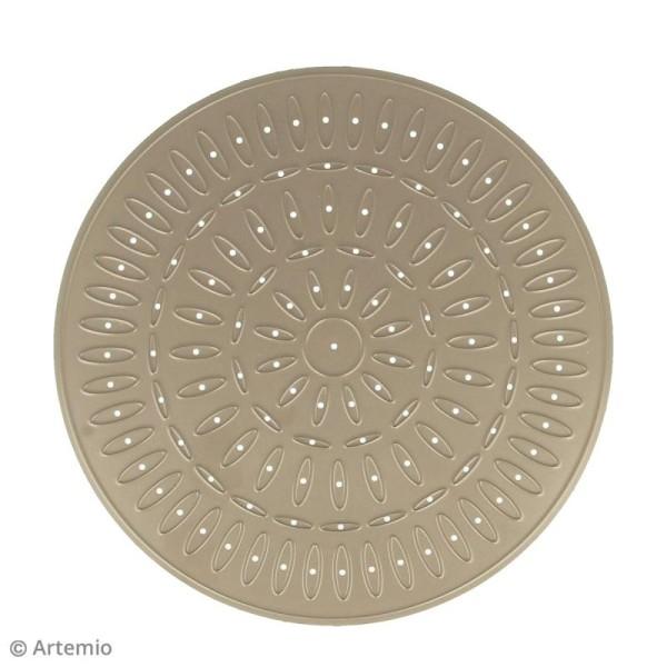 Die Artemio Rosace ethnique - 15 cm - 1 matrice de découpe - Photo n°3